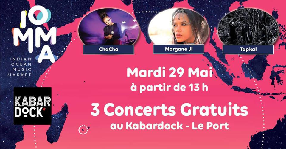 3 concerts gratuits au Port