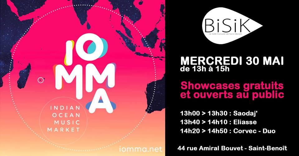 3 concerts gratuits à Saint Benoît