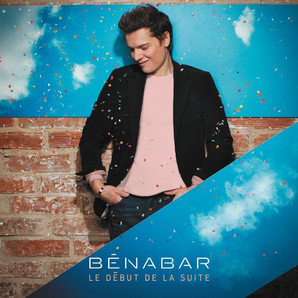 Pochette album Bénabar Le Début de la suite