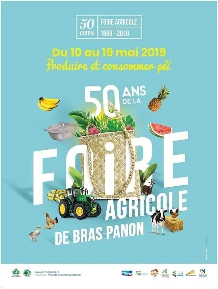 50 ans de foire agricole : de 1969 à 2019
