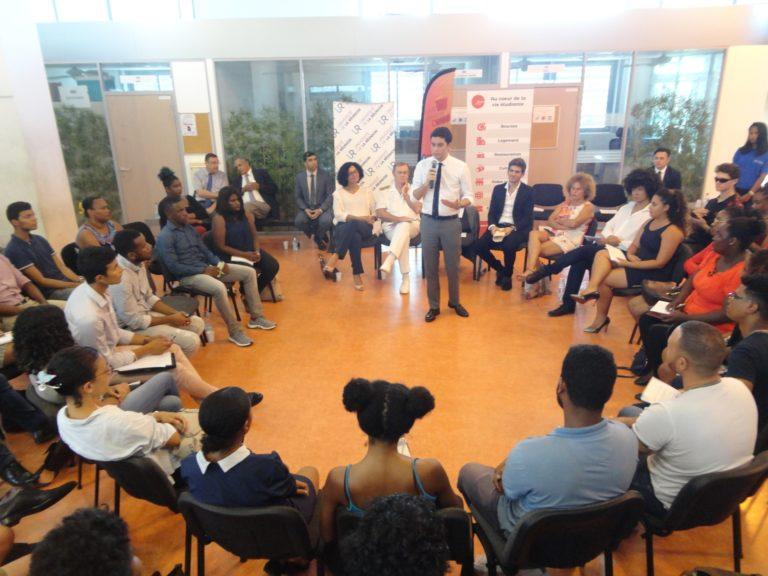 Engagement des jeunes à la Réunion