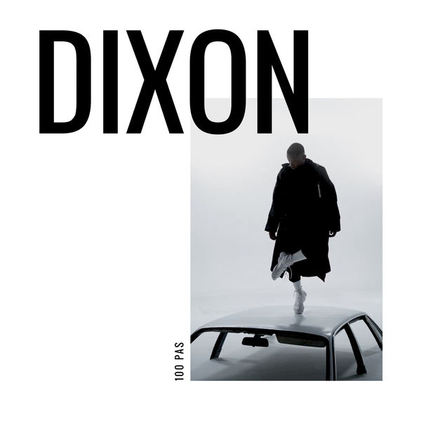 Dixon dans son art du Hip-Hop
