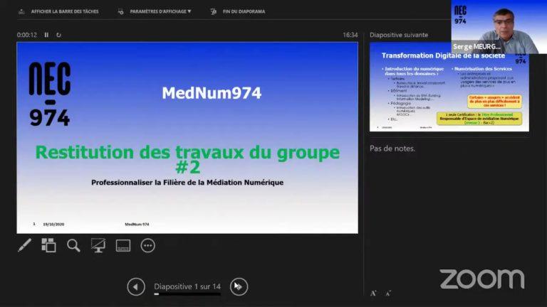 Aidant numérique : quelles formations à la Réunion ?