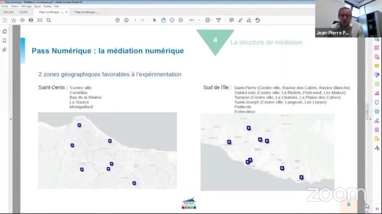 Où sont les lieux d'aide au numérique à la Réunion ?